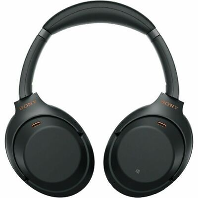 NEW Sony WH-1000XM3 Wireless Noise Cancelling Headphones - Black • 196.99£