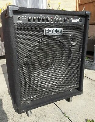 Fender Rumble 100 Bass Amplifier 230w  • 50£