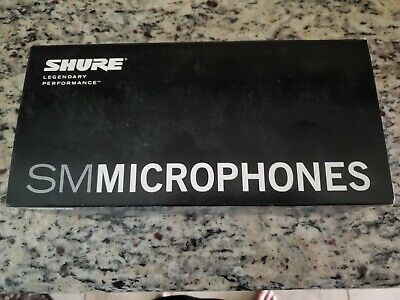 Shure SM48 Dynamic Wired Professional Microphone • 36.38£