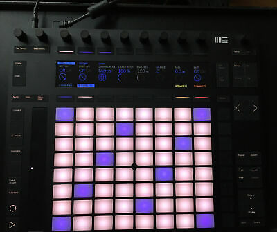 Ableton Push 2 Midi Controller For Live 9 • 450£