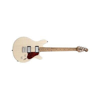 Sterling By Music Man Valentine Guitar Trans Buttermilk OUTLET FINE SERIE CHITAR • 821.18£