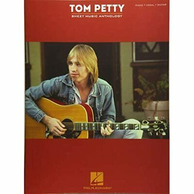 Tom Petty Sheet Music Anthology: Piano, Vocal, Guitar - Paperback NEW Petty, Tom • 22.69£