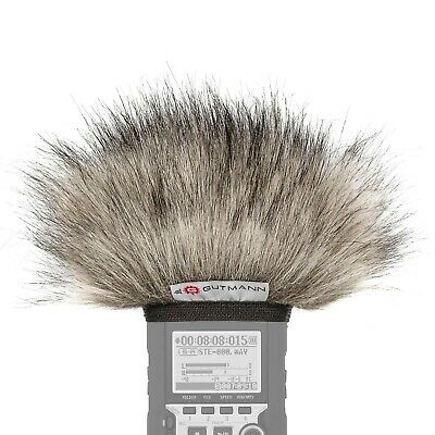 Gutmann Fur Microphone Windshield Windscreen For Zoom H4n / H4nSP / H4n Pro S... • 65.80£