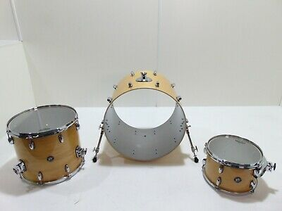 Gretsch Renown Maple 22'' 3pc Shell Pack, Gloss Natural-DAMAGED-RRP £1258