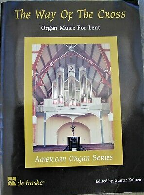 The way of the cross organ music for Lent