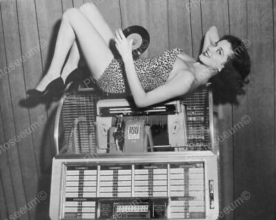 Seeburg Jukebox Model M100C From 1952 Vintage 8x10 Reprint Of Old Photo • 14.27£