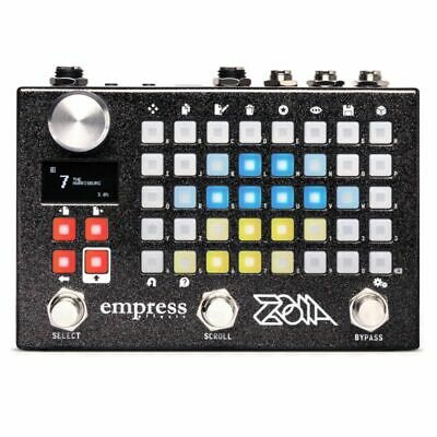 Empress Effects Zoia - 1x Opened Box * NEW * Advanced Effects Processor • 462.24£