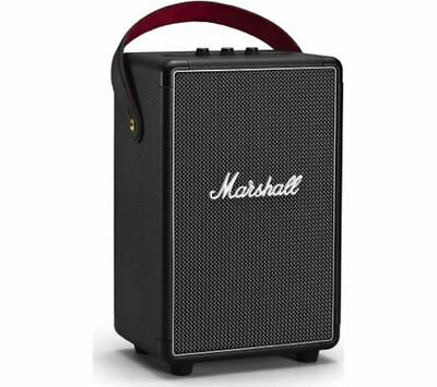 MARSHALL Tufton Portable Bluetooth Speaker - Black - Currys - DAMAGED BOX • 287.93£