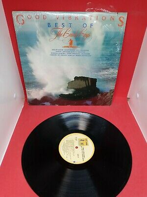 Good Vibrations - Best Of The Beach Boys LP 1975 Brother MS 2223 NM Box#4 • 7.66£