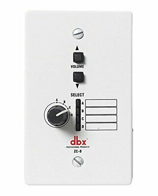 Dbx ZC-8 Wall-Mounted Zone Controller • 71.21£