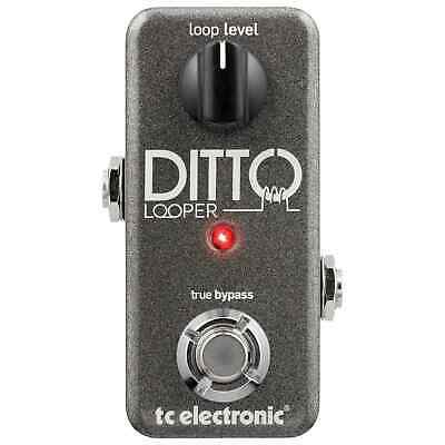 TC Electronic Ditto Looper Guitar Effects Pedal • 99£