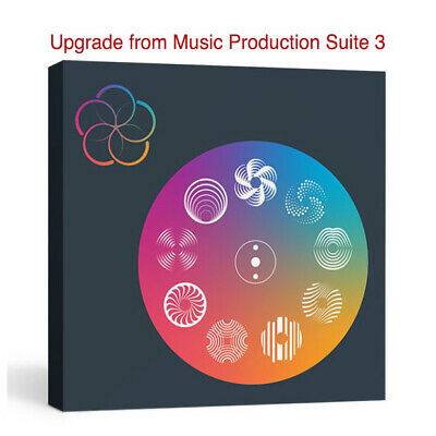 iZotope Music Production Suite 4 ozone rx8 neutron upgrade 3 software download