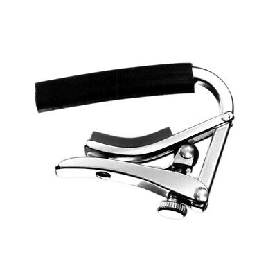 SHUBB Deluxe S1 Capo – Stainless Steel For Electric And Acoustic Guitars. • 22.50£