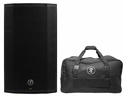 Mackie Thump12A THUMP-12A 12  1300 Watt Powered Active DJ PA Speaker+Carry Case • 267.71£