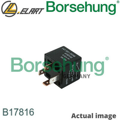 Relay Main Current For Vw Audi Skoda Passat Variant 3b5 Akn Afb Atj Ra Borsehung • 15.66£