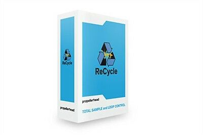 Reason Studios ReCycle 2.2, daw rex groove sample software download