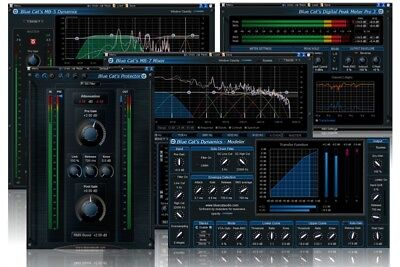 Blue Cat Audio Energy Pack Dynamics Software Download • 309.48£