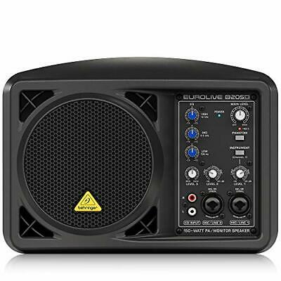 Behringer B205D Eurolive 150W PA/Monitor Speaker System, 150W, Premium Quality • 142.14£