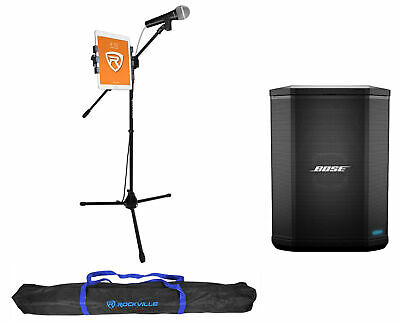 BOSE S1 PRO Rechargeable Street Performer Speaker+Stand+Tablet Clip+Microphone