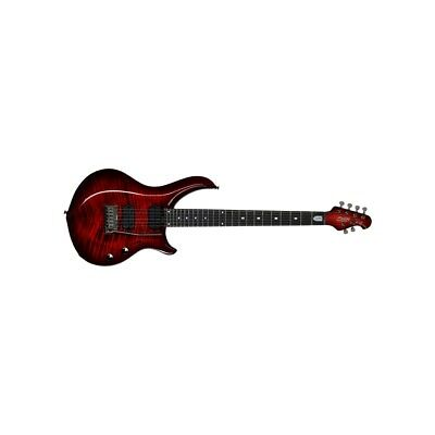 Sterling By Music Man Majesty Dimarzio 6 Corde Royal Red Chitarre Elettriche