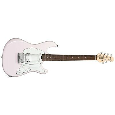 Sterling By Music Man Cutlass Short Scale Hs Shell Pink Tastiera Lauro Chitarre