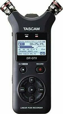 TASCAM-Stereo Linear PCM Recorder With USB Audio Interface DR-07X • 267.46£