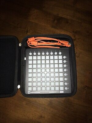 Notation Launchpad Mini MK2 - Includes Carry Case • 60£