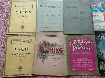 paxton keith prowse sheet music eleven pieces all together from the 1940s