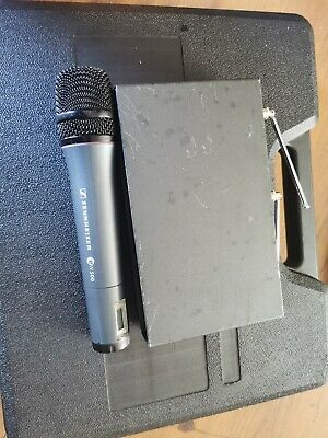 Sennheiser Ew100 G1 Complete System with a 135 voice capsule