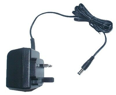 Boss Ve-1 Vocal Echo Effects Processor Replacement Power Supply Adapter Uk 9v • 7.39£