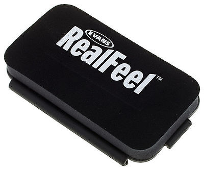 Evans RealFeel Replacement Pad For RFBASS. P/N:- RFBASSR • 20.95£