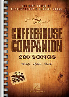 The Coffeehouse Companion The Best Blend Of Contemporary & Classic Songs Melodyl • 21.75£