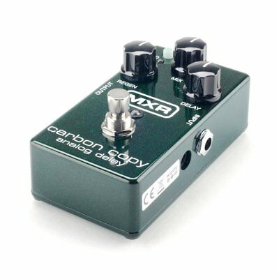 Jim Dunlop MXR Carbon Copy Analog Delay Guitar Effects Pedal JD-M169 • 145.28£