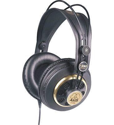 AKG K240 STUDIO Professional Semi-Open, Over-Ear Studio Headphones, Black • 69.99£