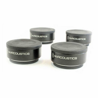 IsoAcoustics ISO-Puck (Set Of 2) - Scalable Isolation For Speakers, Subs And Amp • 52.32£