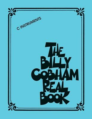 The Billy Cobham Real Book C Instruments C Instruments  Book Only HL00241279