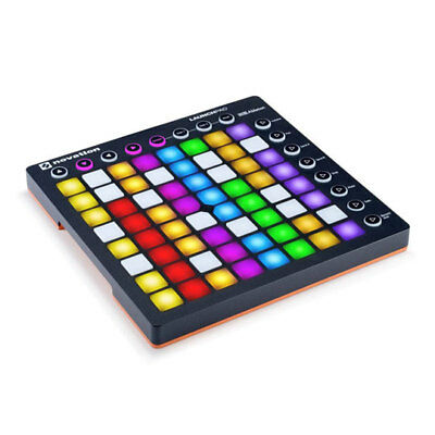 Novation Launchpad MK2 8x8 Grid Instrument For Ableton Live, 64 Pads, RGB LED's, • 131.88£