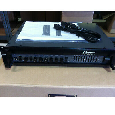 AMPEG SVT-3 PRO 450w Hybrid Tube/Solid-state Bass Amplifier • 971.48£