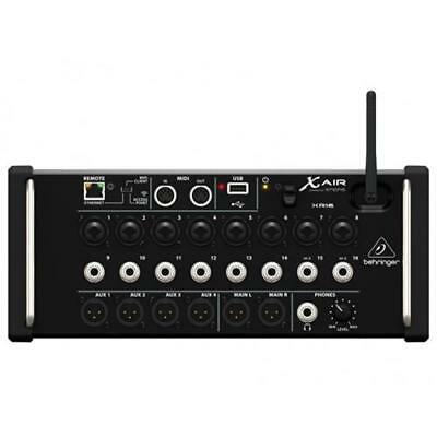 Behringer Xr16 Mixer Digitale X-air Ipad Android Wifi Usb Lan 16 Canali 8 Preamp • 349.56£
