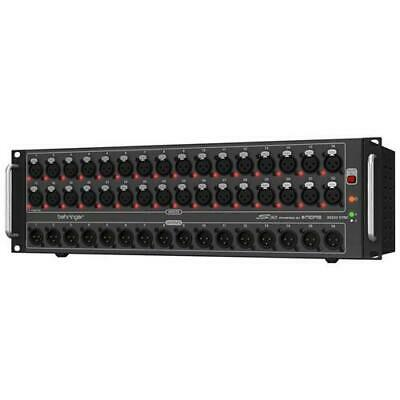 Behringer S32 Snake Digitale 16 Uscite Out 32 Preamplificatori Midas E Aes50 • 775.58£