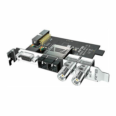 RME HDSPe MADI FX OPTO-X Expansion Card - Adds Additional Optical MADI I/O To Th • 362.40£