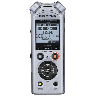 Olympus LS-P1 Linear PCM Audio Recorder Video Kit • 109£