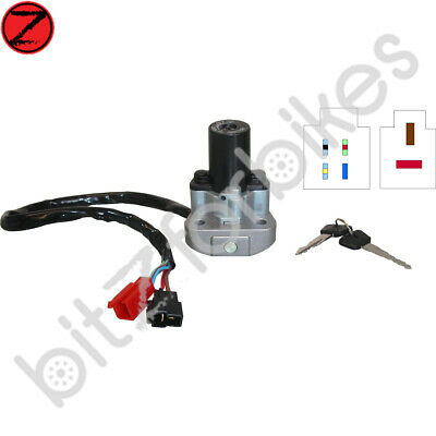 Ignition Switch 6 Wire Yamaha YZF 750 SP 4HS7 1996 • 39.99£