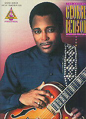 The Best of George Benson  Guitar [TAB] George Benson Book Only FAB0793523966
