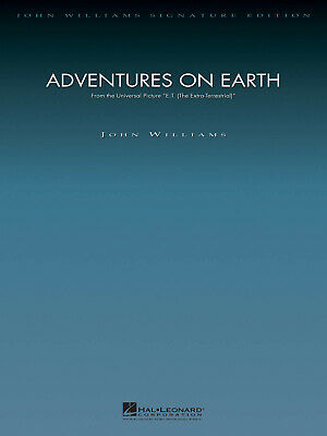 Adventures on Earth -From ET:The Extra-Terrestrial Deluxe Score Orchestra John W