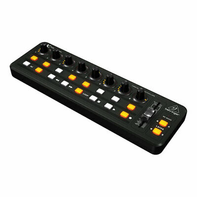 Behringer Mini X-TOUCH Compact USB Music Software Controller, 8 Rotary Controlle • 45.90£