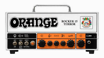 Orange Rocker 15 Terror 15‑Watt Tube Guitar Amplifier Amp Head • 532.43£