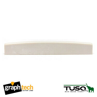 GraphTech PQ-9000-00 TUSQ 1/8  Acoustic Guitar Saddle Blank (Custom Shape) • 8.39£