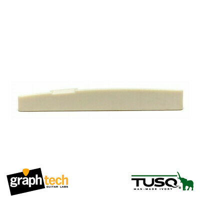 GraphTech PQ-9200-C0 TUSQ Taylor Acoustic Guitar Bridge Saddle Compensated • 10.89£