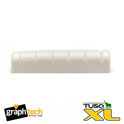 GraphTech PQL-6010-00 TUSQ XL Gibson® (Electric) Style Slotted Guitar Nut